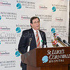 St. Luke's Cornwall Hospital in Newburgh announced a major expansion and upgrade to its emergency department. Hudson Valley Press/CHUCK STEWART, JR.