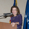 New York State Lieutenant Governor Kathy Hochul offered remarks during the 25th Annual Tribute to Women of Achievement of Orange County held at Anthony's Pier 9 in New Windsor, NY on Wednesday, May 19, 2017. Hudson Press/CHUCK STEWART, JR.