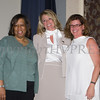 Girl Scouts Heart of the Hudson CFO and Acting CEO Patricia Page, Honoree Darcie Miller and YWCA Orange County Executive Director Christine Sadowski at the 25th Annual Tribute to Women of Achievement of Orange County held at Anthony's Pier 9 in New Windsor, NY on Wednesday, May 19, 2017. Hudson Press/CHUCK STEWART, JR.