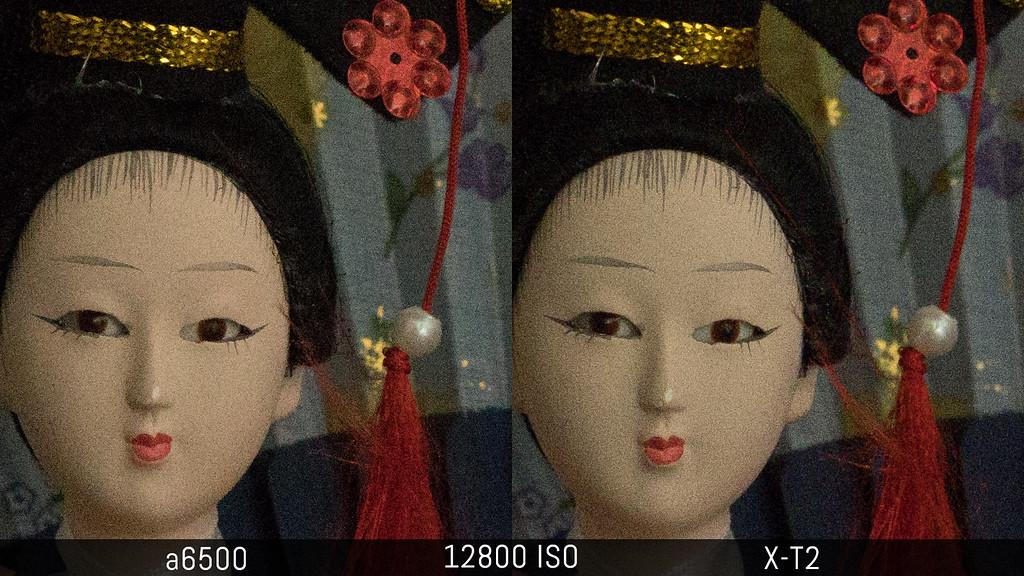 fuji xt2 vs a6500