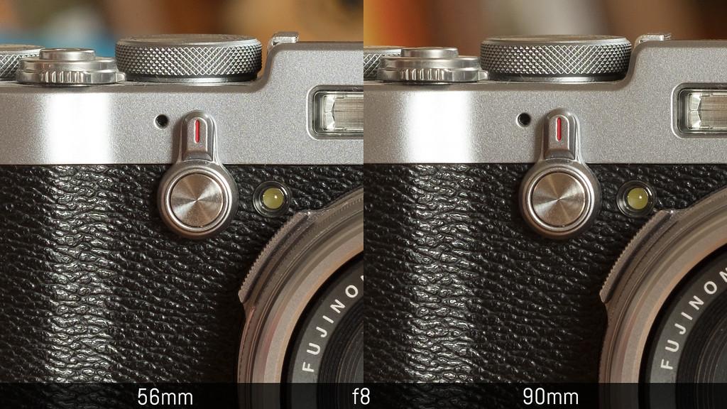 fuji 56mm vs 90mm