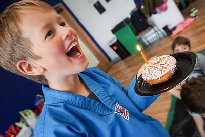 Connor's 8th Birthday