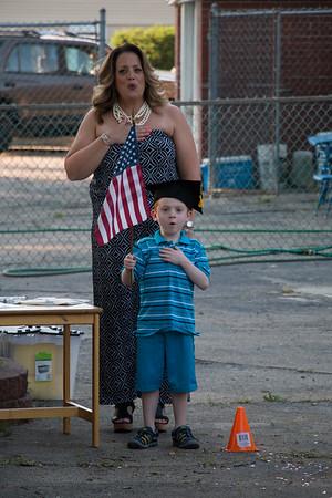 Connor's Kindergarten Graduation