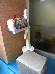 Prayer Request Mailbox