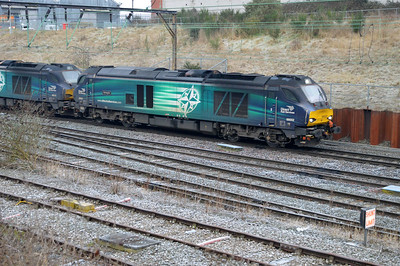 68002_68019 0849/4s43 Daventry-Mossend passing Crewe Salop.