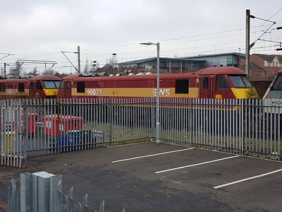 90032 Crewe Electric