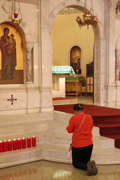 Dayton Parish Visitation