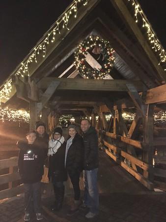 Dec. 17 - Grandma D Visits Naperville Lights
