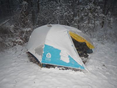 Dec 8-9 Citico Pine Mtn
