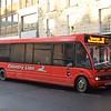 Country Lion Optare Solo CN04HOL in Northampton on the 87 to Towcester, 28.12.2017.
