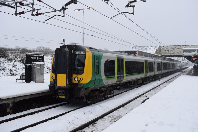 UK Rail December 2017
