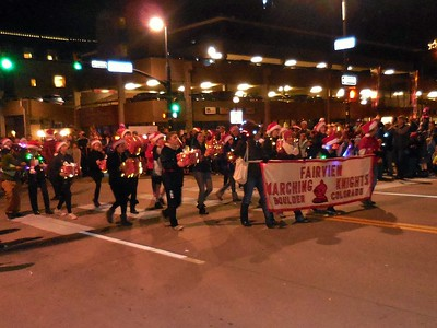Boulder Christmas Parade 2017
