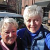 Gogo's lunch with long time friend, Susan Kelly 2017