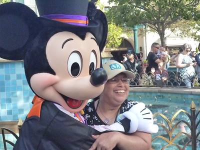 Disneyland #1801 (Oct 9-12)
