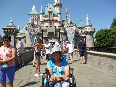 Disneyland & CA Adventure #1739 (Aug 28-31)