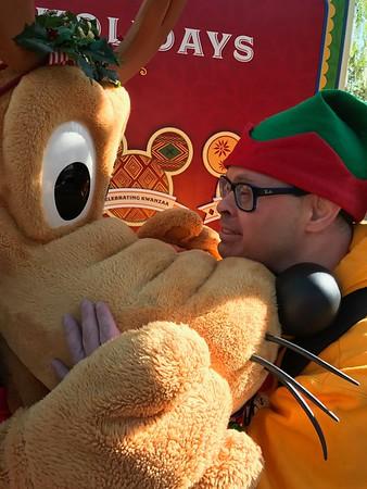 "Disneyland Holiday Happiness  -  ""C"" Group"