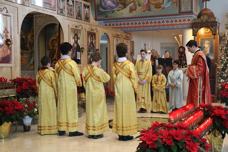 Divine Liturgy in Ann Arbor