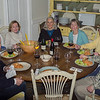 Jan. 14, Saturday:  Leeds MA to Cohasset MA<br /> We left home that Saturday and drove to Cohasset MA for a reunion with some of Shelley's BC housemates and their spouses. Griff and Shirley Gifford were our hosts.