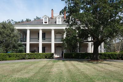 Dixie Roads Part III - Feb. 14 to Feb. 23 - Louisiana to Texas