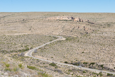 Dixie Roads Part VI: Feb.24 - March 7 - New Mexico and the drive back East