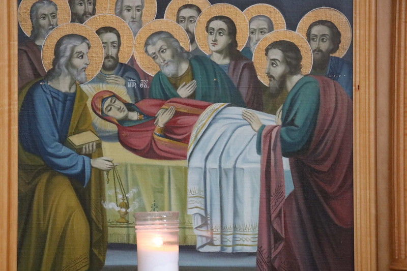 Feast of the Dormition Great Vespers