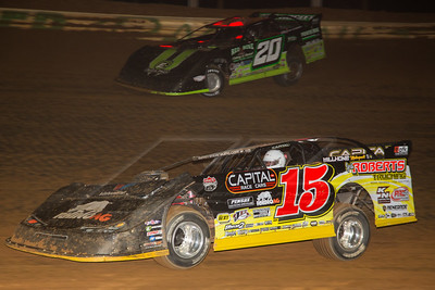 Steve Francis (15) and Jimmy Owens (20)