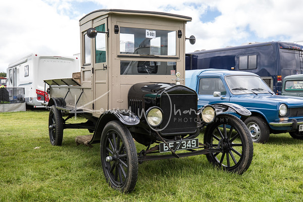 BF 7349 Ford Model T 1 ton pick-up (1923)