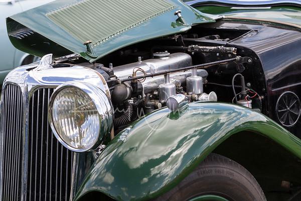 XJ 9322 Jaguar SS1 2.5 litre (1933)