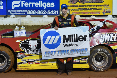 Miller Welders Fast Time Award winner Tim McCreadie