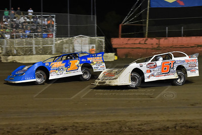 Davey Johnson (1J) and Tim Dohm (6T)