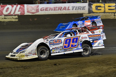 Boom Brigs (99B),  GR Smith (22) and Dennis Erb, Jr. (28)