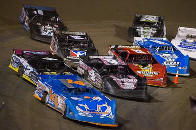 Corey Conley (14), Bob Gardner (4G), Ricky Weiss (7), Tim McCreadie (39), Darrell Lanigan (14), Craig Wolford (36), Mason Zeigler (25Z) and John Gardner (38G)