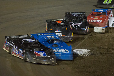 Darrell Lanigan (14), Hudson O'Neal (71), Steve Francis (15), Jared Miley (H1) and earl Pearson, Jr. (1)
