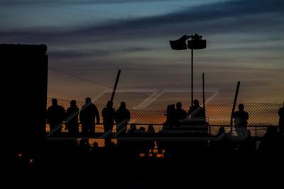 East Bay Raceway Park sunset