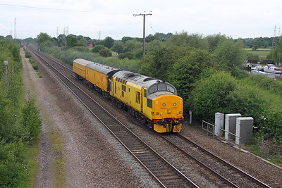 97303 Stenson Junction 02/06/17 5Z98 Canton Sidings to Derby RTC