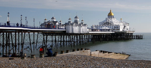 Eastbourne Pier in all its glory