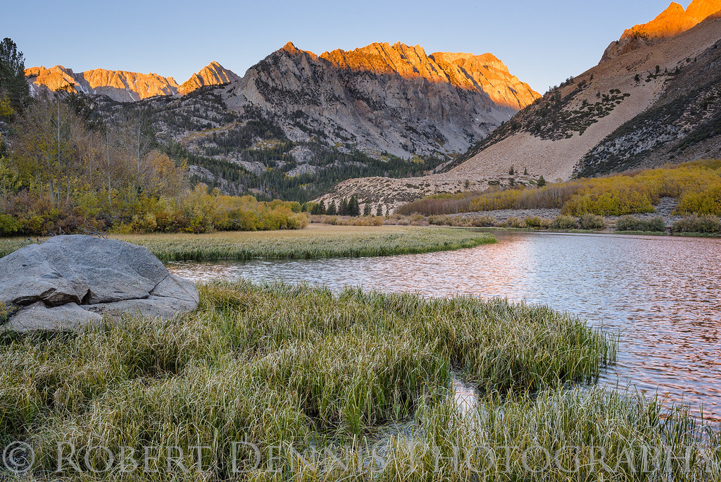 Eastern Sierra, South Bishop Creek, North Lake