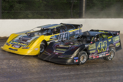 Chris Madden (44) and Frank Heckenast, Jr. (99JR)