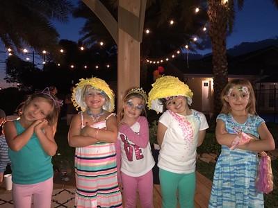 Ella's 5th Birthday Party
