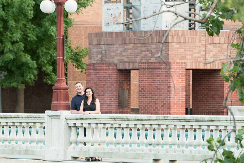 Houston Engagement Photo Session