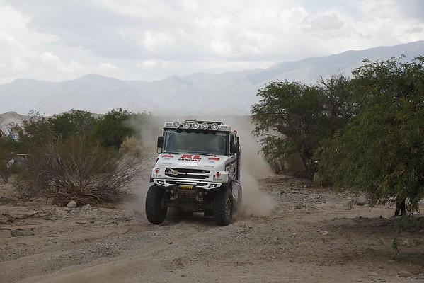 """etappe 3: San Miguel de Tucumán -"""" San Salvador de Jujuy"""