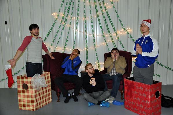 SAB Christmas Party