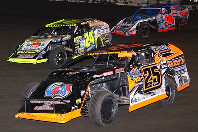 Fairbury American Legion Speedway; Casey's General Stores Modified Nationals featuring Summit American Modified Series