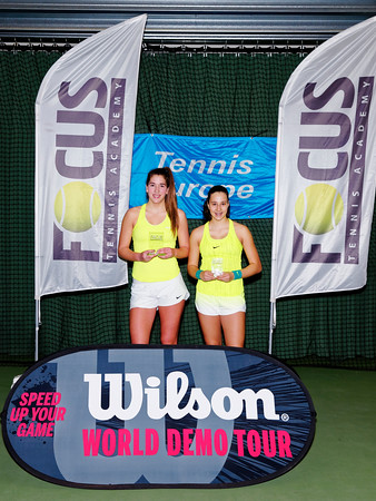 01.05 Finalists girls till 16 years - FOCUS tennis academy open 2017