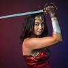 "Harleen as ""Wonder Woman"""
