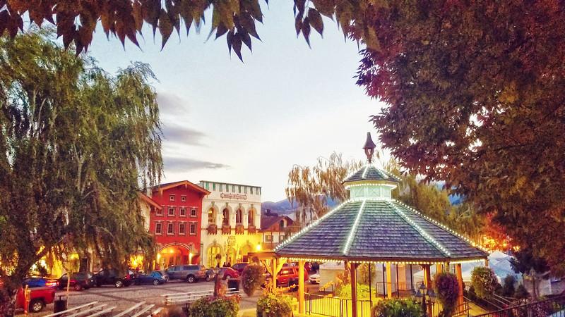 Leavenworth Oktoberfest...