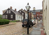New Bedford on a rainy day