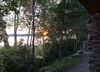 Sunset at Snipatuit Pond