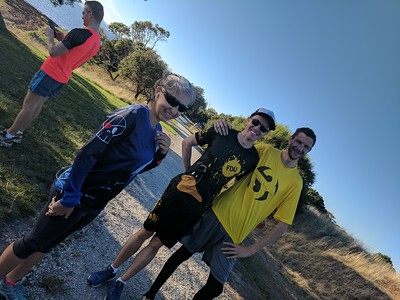 20170407 Shayne's birthday on Phillip Island