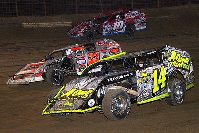 Fayette County Speedway; Summit Racing Equipment American Modified Series (Full Album)